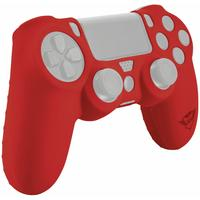 Trust PS4 GXT 744 Hülle für Controller rot