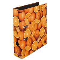 Herlitz maX.file Fruits Motivordner Orangen, A4, 8cm,