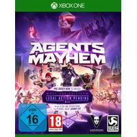 Deep Silver Agents of Mayhem Day One Edition (XONE)