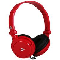 4Gamers PS4/PS Vita PRO4 10 Stereo Gaming Headset rot