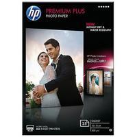 HP Premium Plus Photo Paper 280 g/m2-10 x 15
