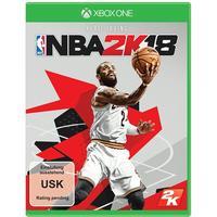 2K Games NBA 2K18 (USK) (Xbox One)