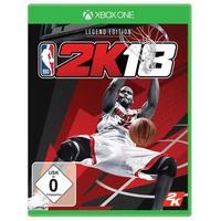 2K Games NBA 2K18 - Legend Edition (USK) (Xbox