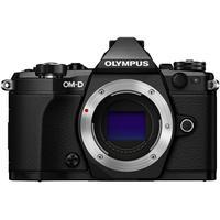 Olympus OM-D E-M5 Mark II schwarz + 12-100 mm