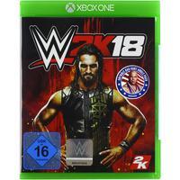 2K Games WWE 2K18 (USK) (Xbox One)