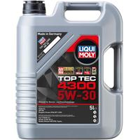 LIQUI MOLY Top Tec 4300 5W-30 5 Liter