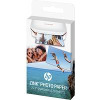 HP Zink Fotopapier 20 Blatt