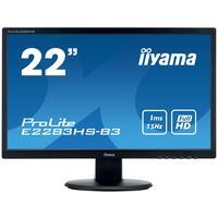 "Iiyama ProLite E2283HS-B3 22"""