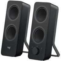Logitech Z207 Bluetooth 2.0 System schwarz