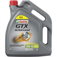 Castrol GTX Ultraclean 10W-40 A3-B4 5 l