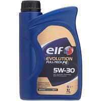 Elf Evolution Full-Tech FE 5W-30 1 Liter
