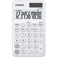 Casio SL-310UC Schulrechner weiß