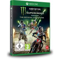 Bigben Interactive Monster Energy Supercross The Official Videogame Xbox