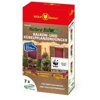 WOLF-Garten Natura Bio Balkon- und Kübelpflanzendünger 850 g