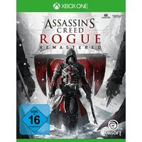 UbiSoft Assassin's Creed Rogue Remastered (USK) (Xbox One)