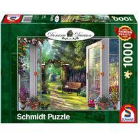 Schmidt Spiele Schmidt 59592 Dominic Davison, Blick in den