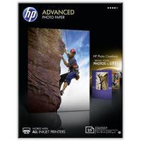 HP Advanced Photo Paper Q8696A Fotopapier 13 x 18cm