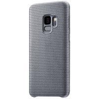 Samsung Hyperknit Cover EF-GG960 für Galaxy S9 grau