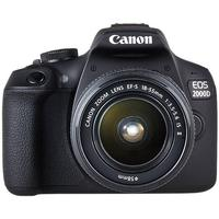 Canon EOS 2000D + EF-S 18-55 mm IS II
