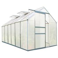 Zelsius Gewächshaus Alu HKP 6 mm 7,2 m²