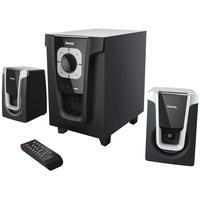 Hama PR-2120 2.1 System schwarz/silber