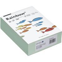 Rainbow Farbpapier A5 80 g/m2 500 Blatt mittelgrün