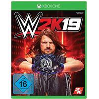 2K Games WWE 2K19 (USK) (Xbox One)