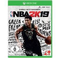2K Games NBA 2K19 (USK) (Xbox One)