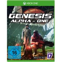 Game Genesis Alpha One xbox One Standard