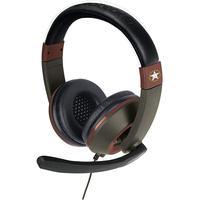 Gioteck XH-100 Stereo Gaming Headset grün