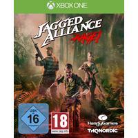 THQ Nordic Jagged Alliance: Rage! (USK) (Xbox One)