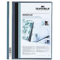 Durable Schnellhefter Duraplus 2579 Blau