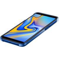Samsung Gradation Cover EF-AJ610 für Galaxy J6+ blau