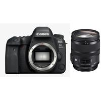 Canon EOS 6D Mark II + Sigma 24-70 mm