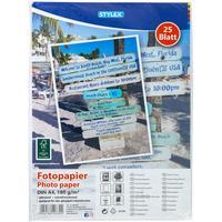 Stylex Emtec A4, 25 Blatt, Fotopapier
