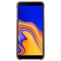 Samsung Gradation Cover EF-AJ415 für Galaxy J4+ gold