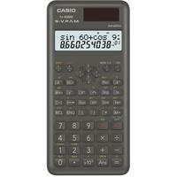 Casio FX-85MS 2nd Edition Schulrechner Schwarz Display (Stellen): 12solarbetrieben,