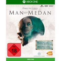 Microsoft The Dark Pictures Man of Medan (USK) (Xbox