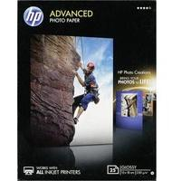 HP Advanced Glossy Photo Paper 250 gsm-60 sheet/L/89 x