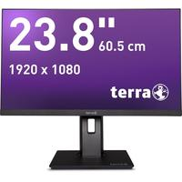 WORTMANN TERRA 2463W PV Black DP/HDMI GREENLINE Plus