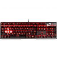 MSI Vigor GK60 Gaming Tastatur MX RGB Red DE