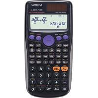 Casio FX-85DE Plus Wissenschaftlicher Taschenrechner schwarz