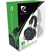 Piranha Gaming Headset Schwarz