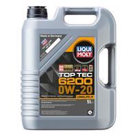 LIQUI MOLY Top Tec 6200 0W-20 5 l