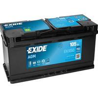 Exide EK1050 Start-Stop AGM 12V 105AH 950A