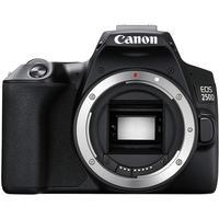 Canon EOS 250D schwarz + EF-S 18-55 mm F4,0-5,6
