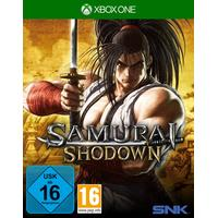 Focus Home Interactive Samurai Shodown Xbox One