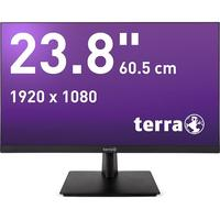 WORTMANN TERRA 2463W Black DP/HDMI GREENLINE Plus