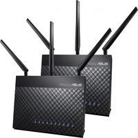 Asus AiMesh AC1900 RT-AC68U - WLAN-System (2 Router