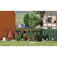Busch Set 7873 H0 Im Garten